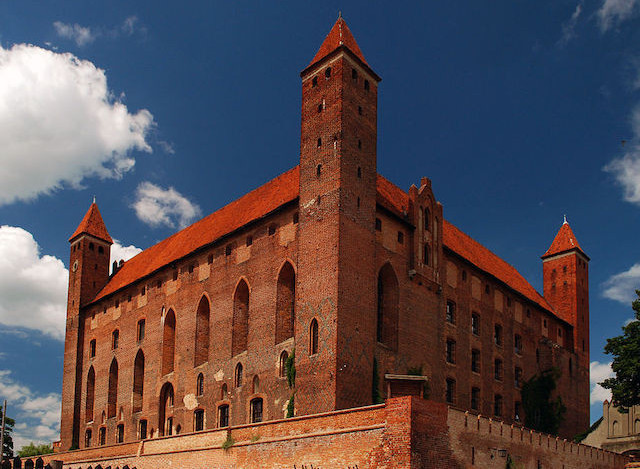 Gniew Castle Poland