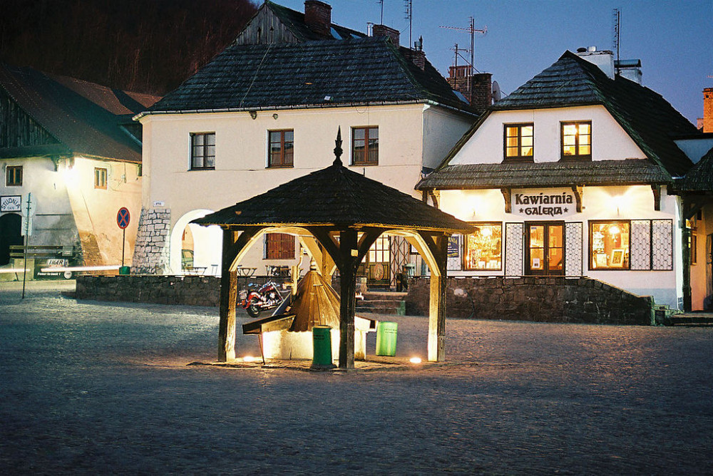 Market square Kazimierz Dolny