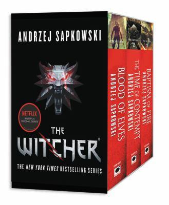 The Witcher Saga By Andrzej Sapkowski