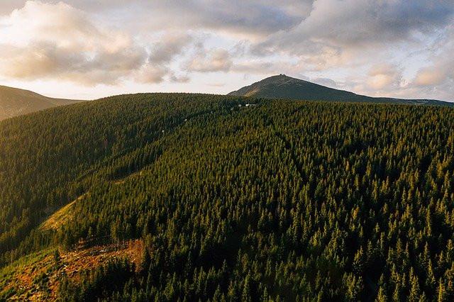 Giant Mountains Poland