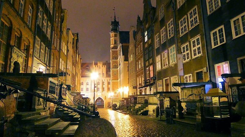 Gdansk Mariacka