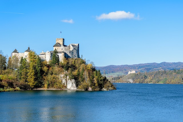 Niedzica Castle Poland