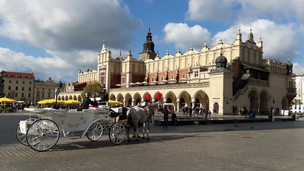 Cloth Hall Krakow