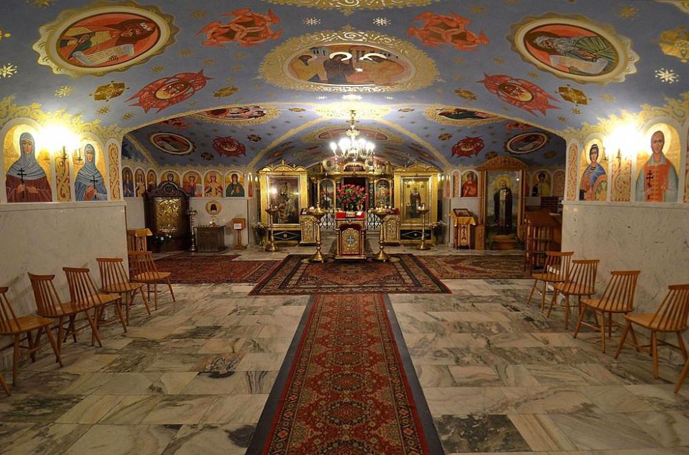 Orthodox Church of Maria Magdalena Praga Warsaw