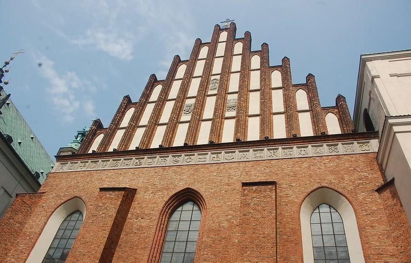 St JOhn's Cathedrak Warsaw