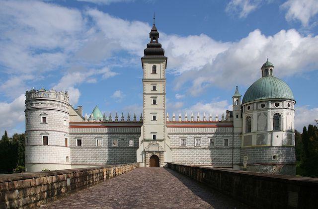 Krasiczyn Castle Poland