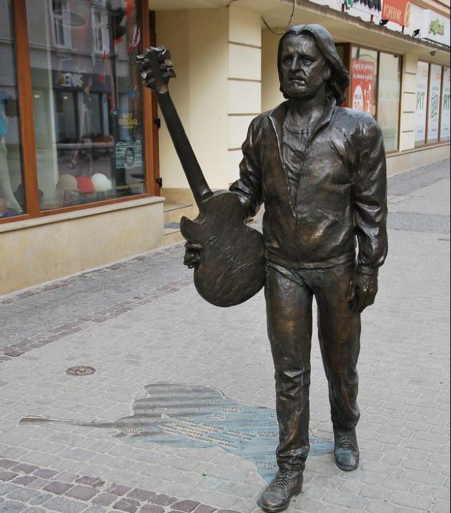 Tadeusz Nalepa Monument Rzeszów