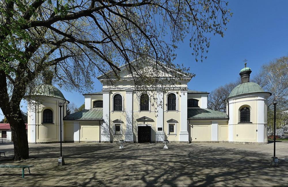 Church of Lady Loreto Praga Warsaw