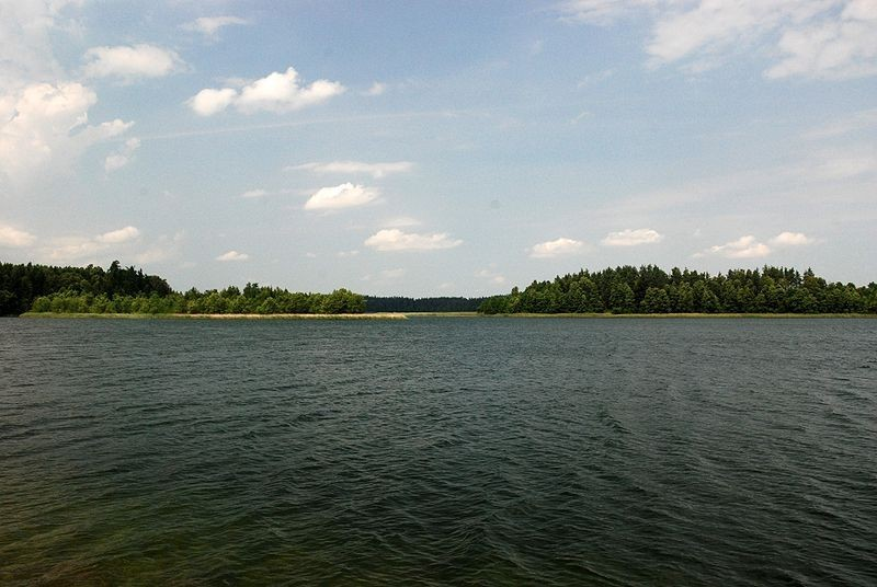 Wigry lake