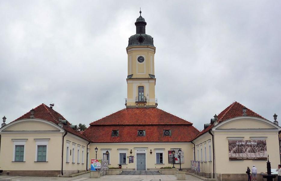 Podlaskie Museum Bialystok
