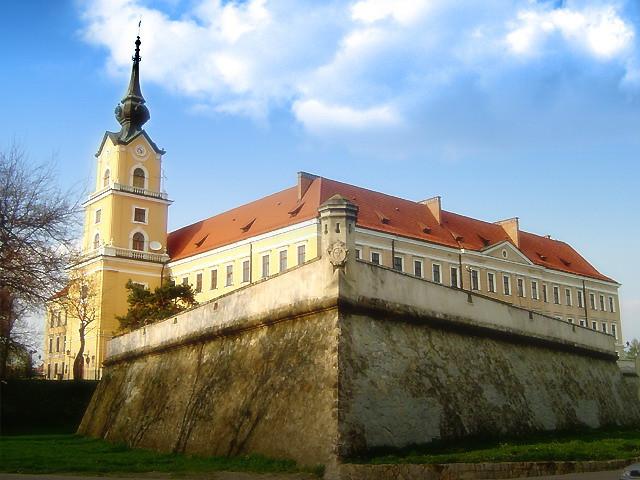 Zamek Lubomirkich Rzeszów