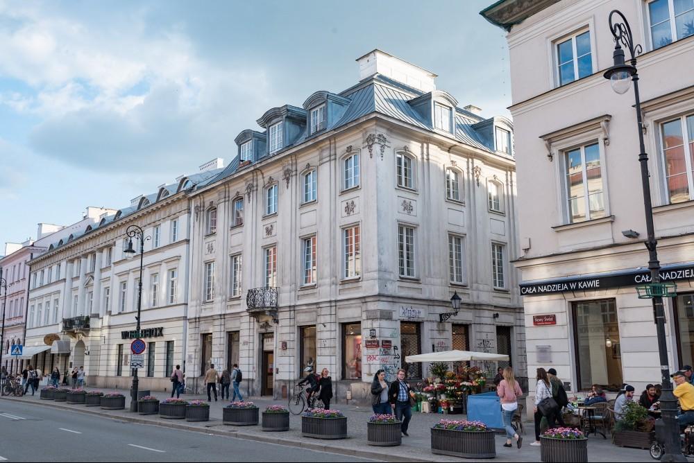 Nowy Swiat Warsaw