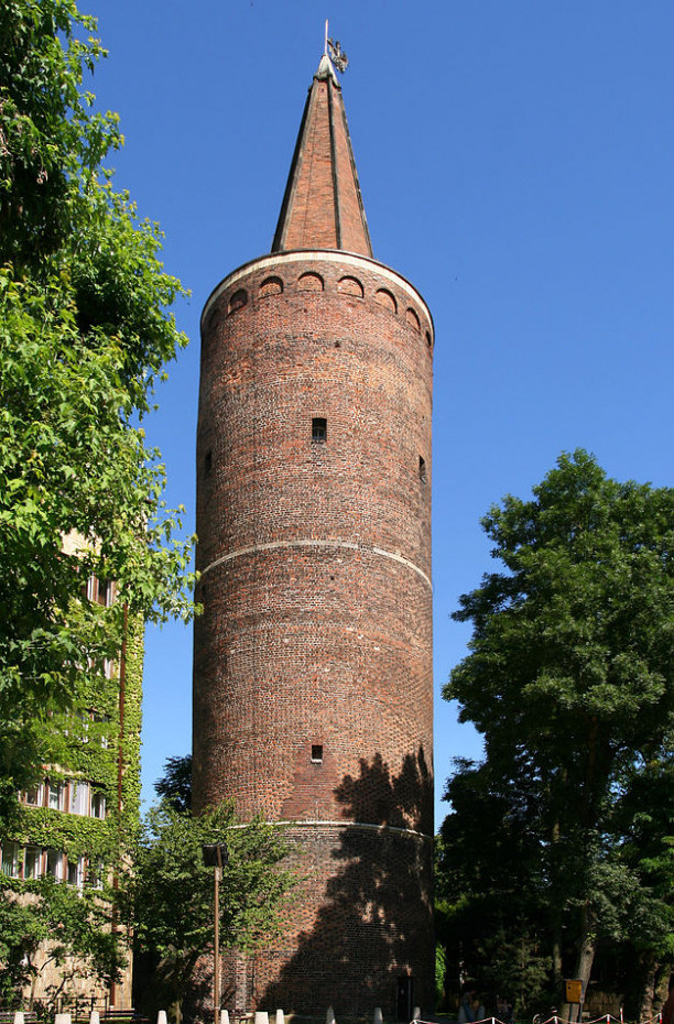 Piast Tower Opole