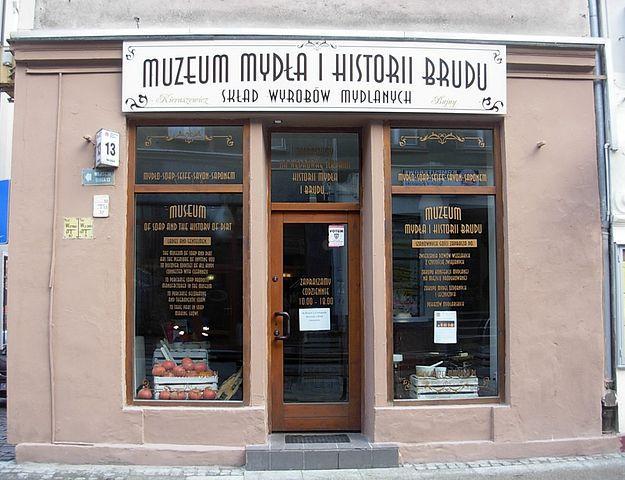 Museum of Dust Bydgoszcz