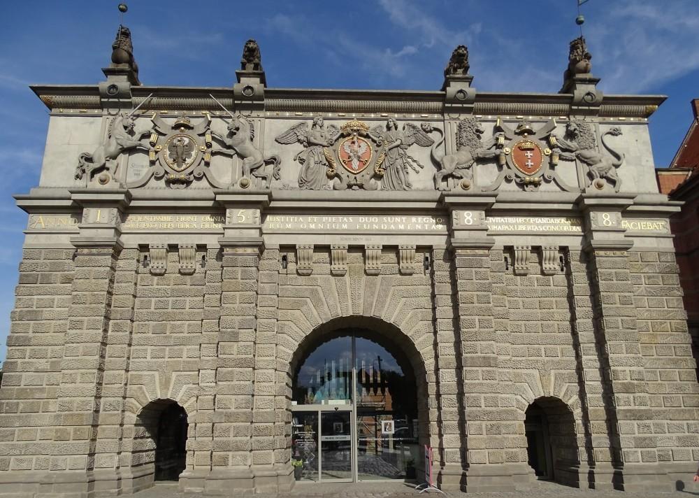 Upland Gate Gdansk