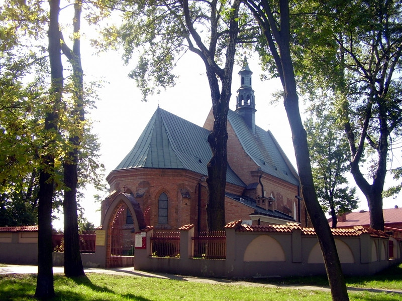 Church Waclaw Radom