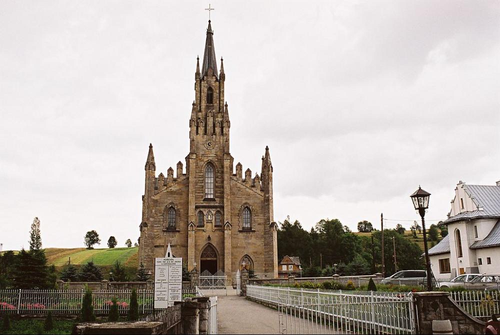Church in Chocholow