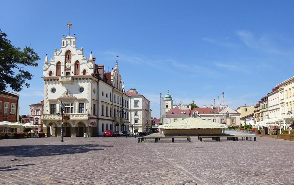 Rzeszów Market Square
