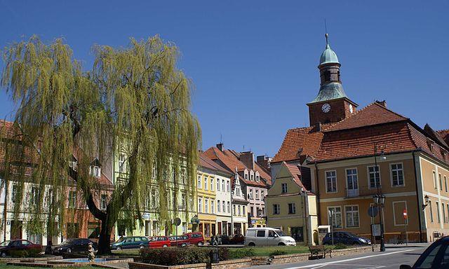 Sroda Slaska Poland