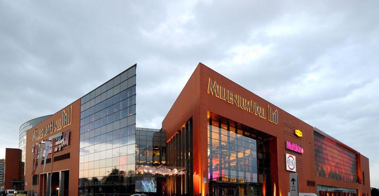 Shoping mall Rzeszów
