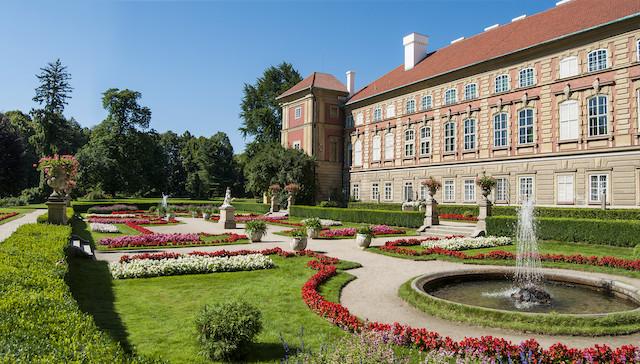Lancut Castle Poland