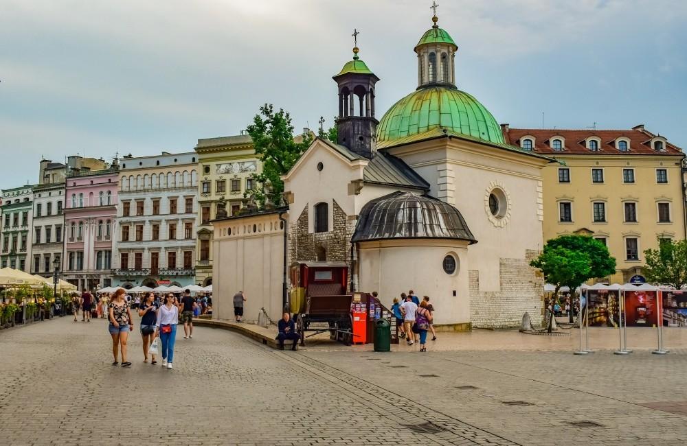 Church of St Wojciech