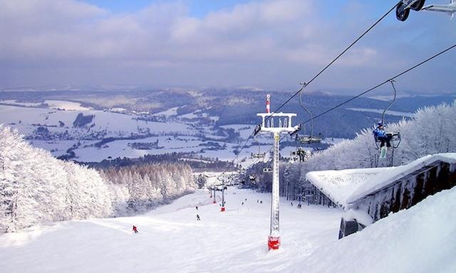 Ustrzyki Dolne Poland