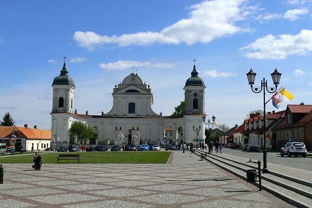 Holy Trinity Church Tykocin