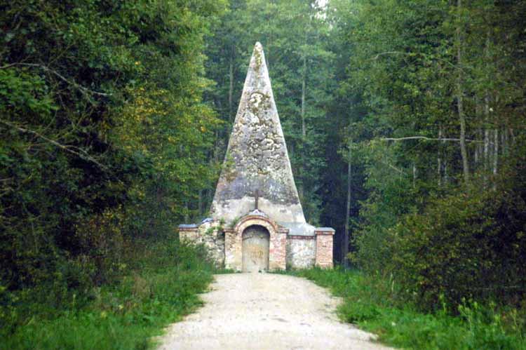 Pyramid Rapa Poland