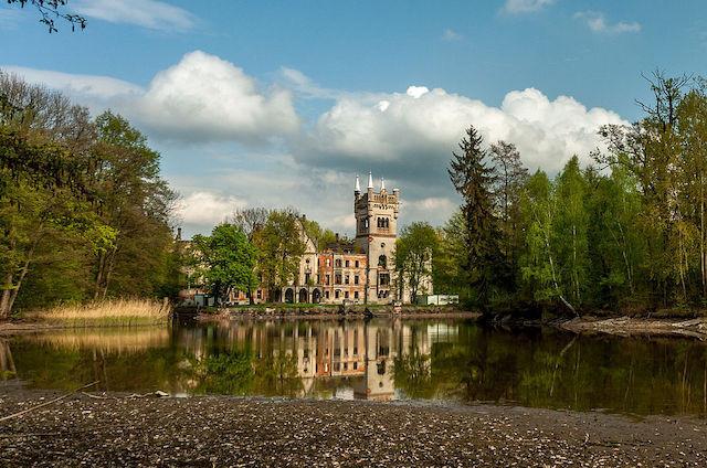 Kopice Castle Poland