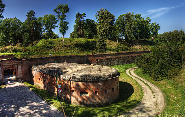Boyen Fortress Gizycko