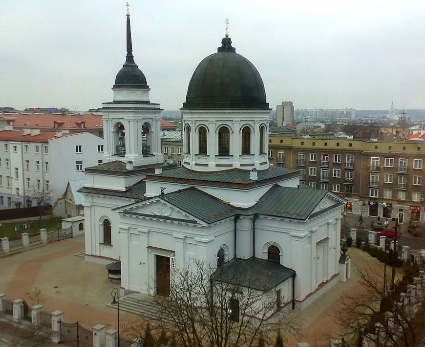St Nicholas Church Bialystok