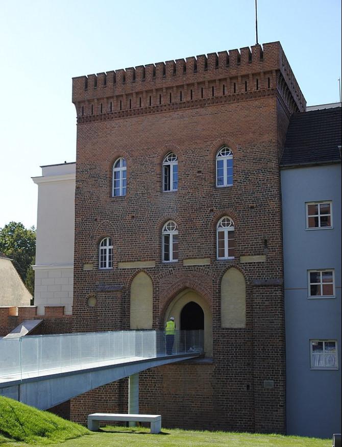 Gorny Castle Opole