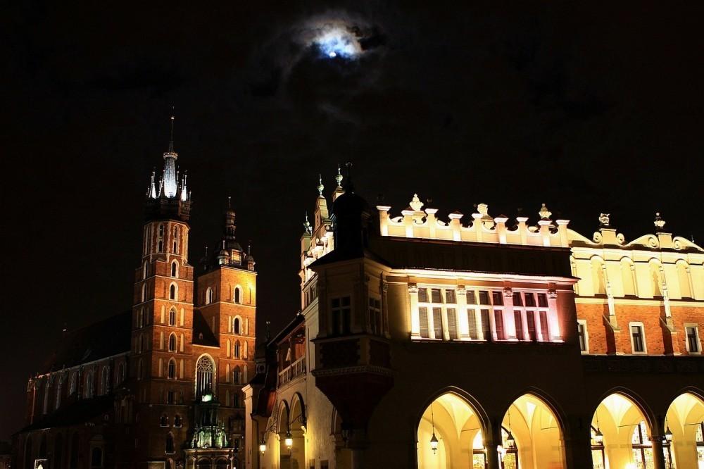 Mary's Basilica krakow