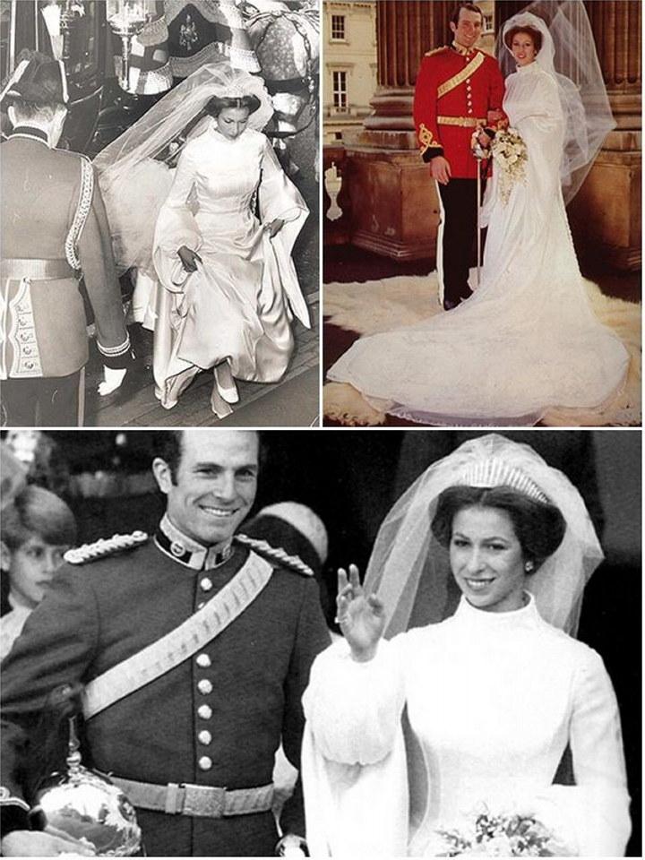 Royal Wedding Dresses Of The Past | The Wedding Secret Magazine