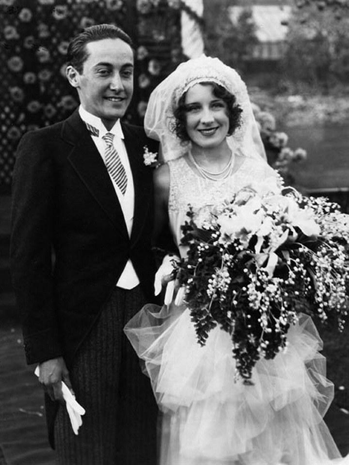 Iconic wedding dresses of the '20s