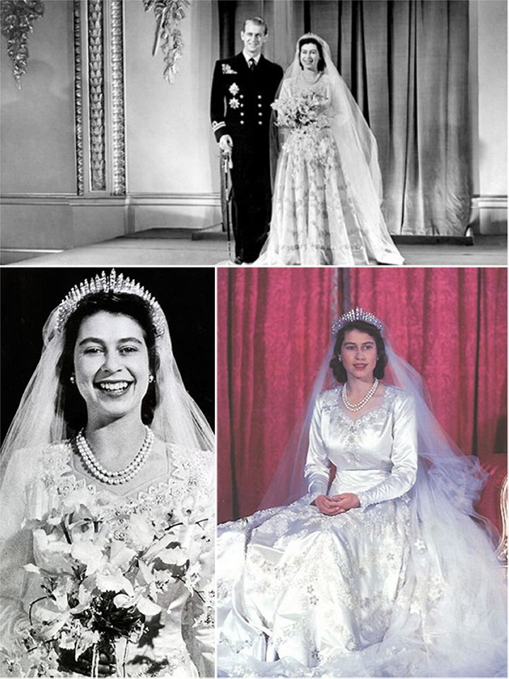 Iconic Wedding Dresses Of The 40s