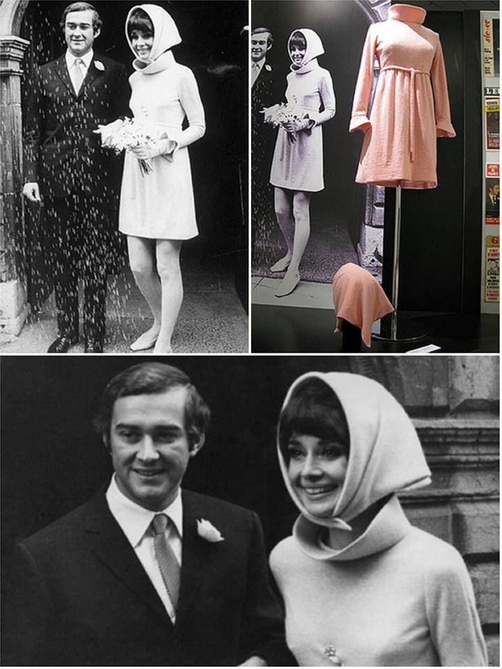 Iconic Wedding Dresses: Audrey Hepburn