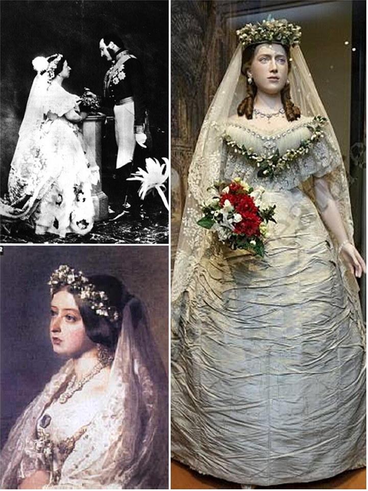 Celebrity Weddings : Queen Victoria | The Wedding Secret Magazine