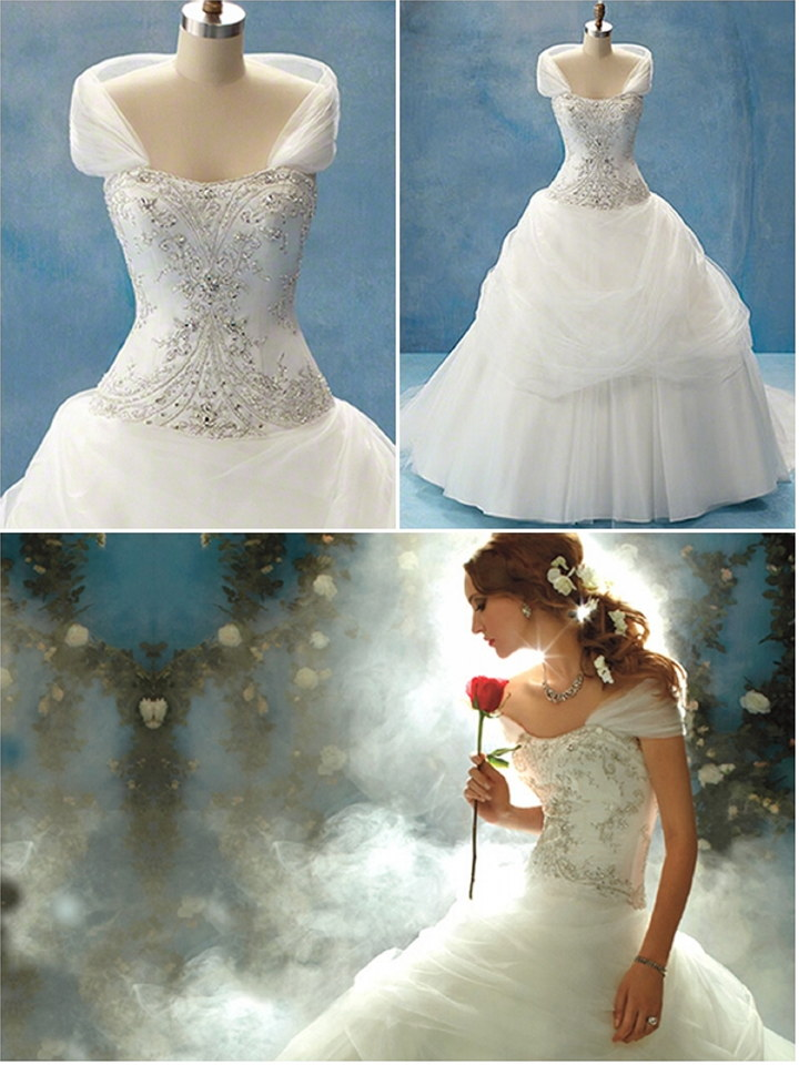 Featured Wedding Dress Designer : Alfred Angelo launches Disney ...