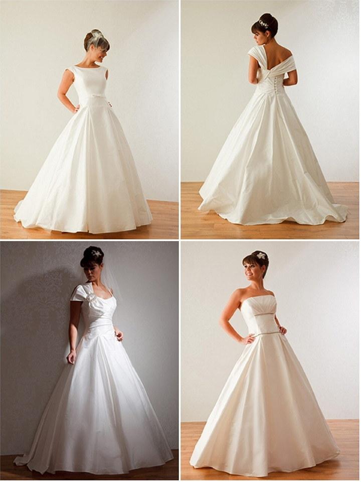 Featured dress designer blue bridalwear the wedding for Amazon designer wedding dresses