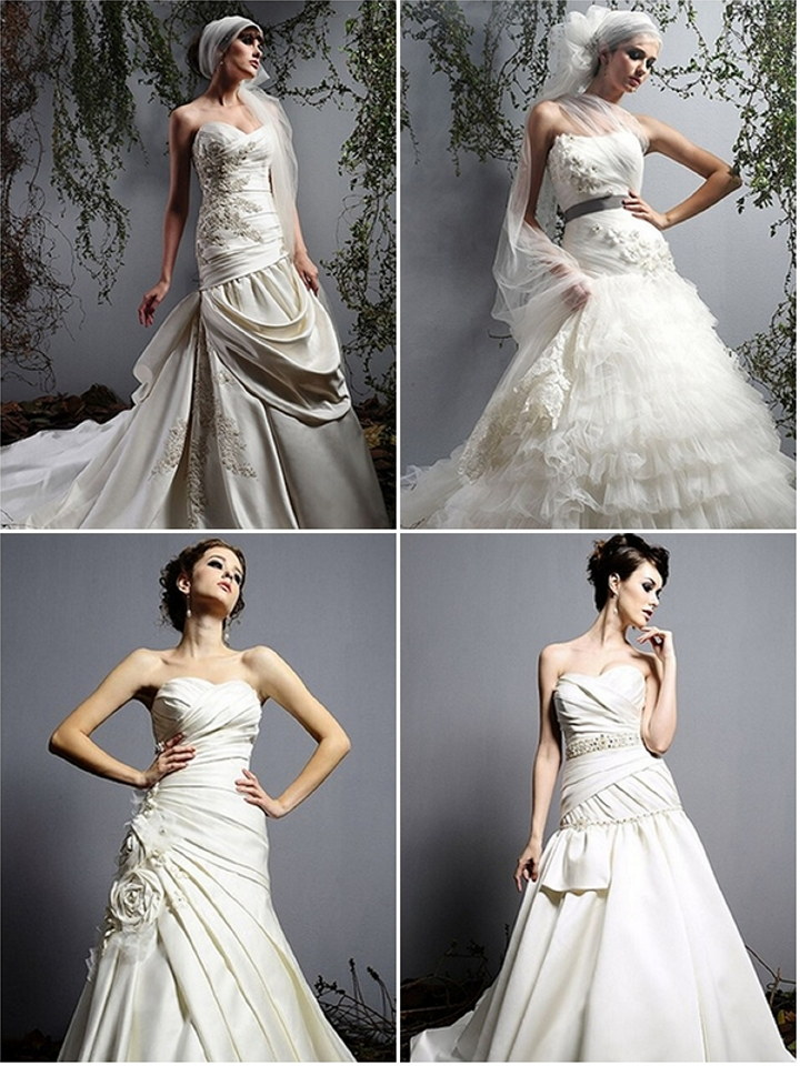 Timeless, sophisticated and luxurious wedding gowns : Emma Bridals ...