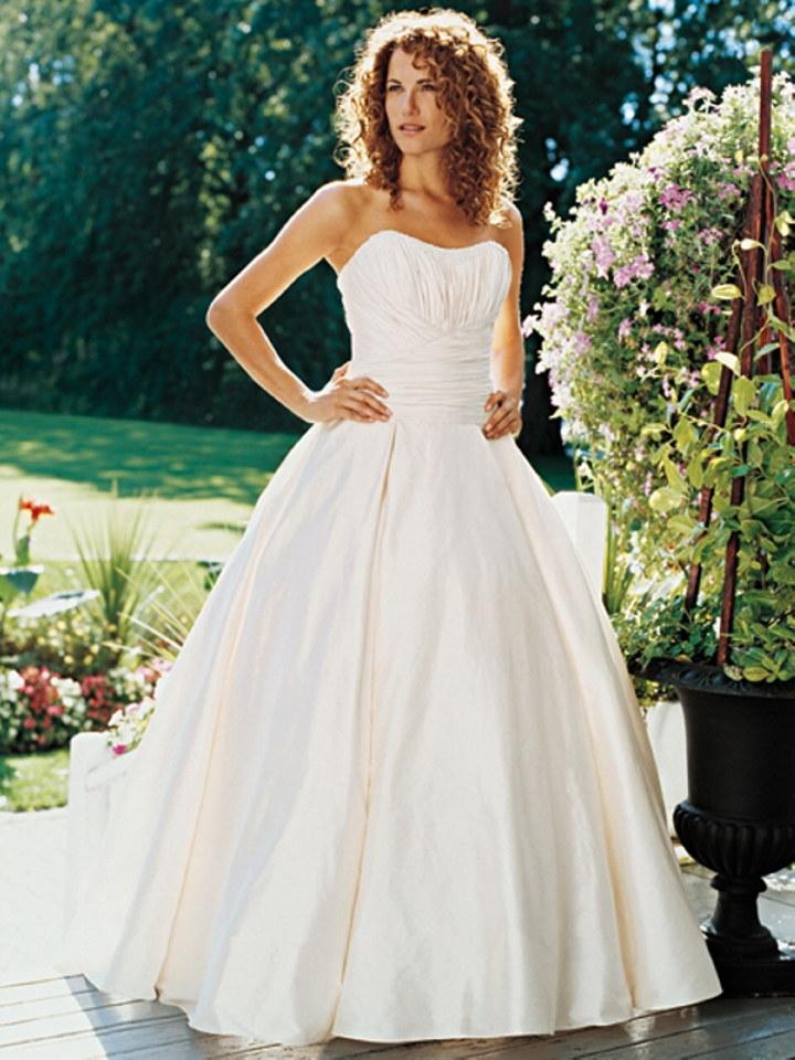 Featured wedding dress designer lea anne belter bridal for Amazon designer wedding dresses