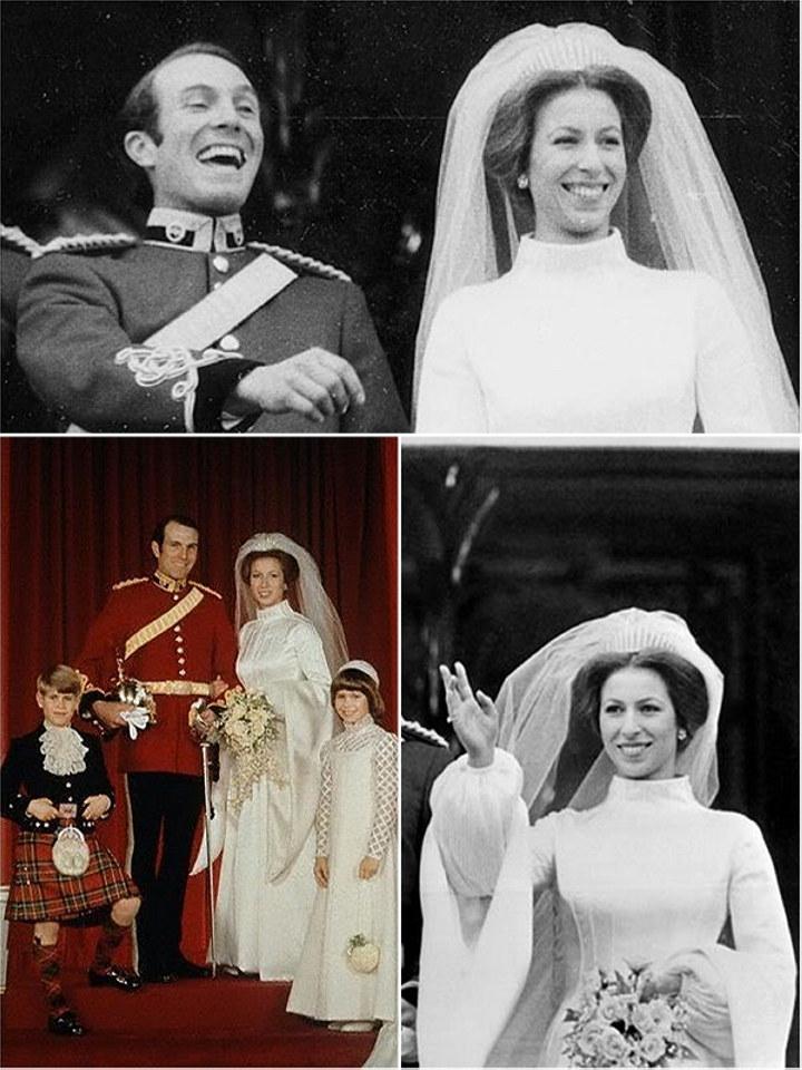 Secret Garden: Iconic Wedding Dresses Of The '70s