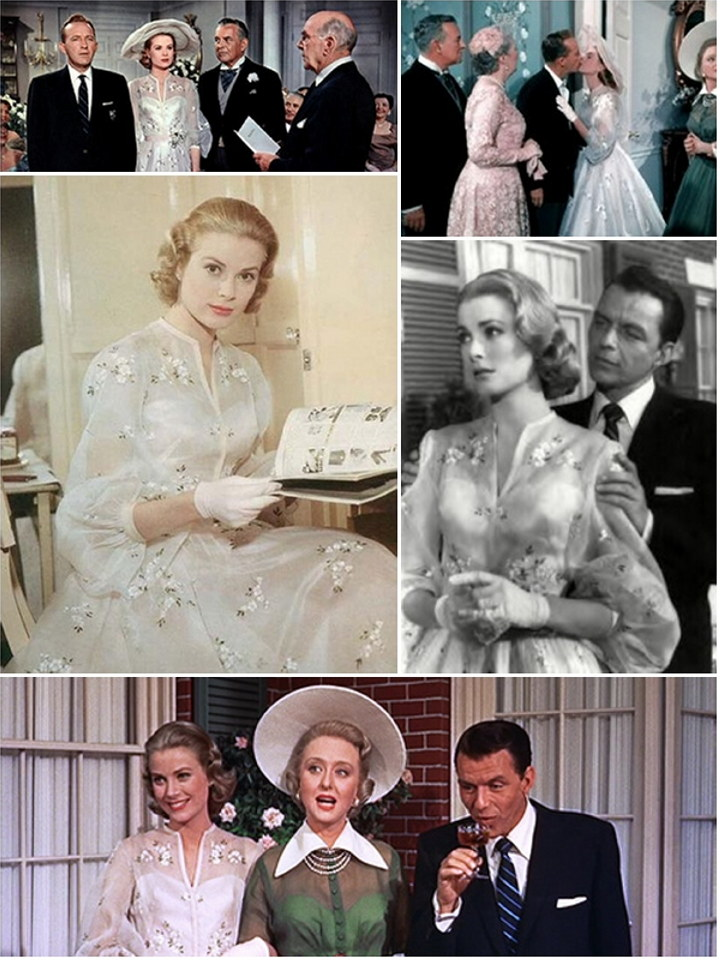 Iconic Wedding Dresses In Film: High Society