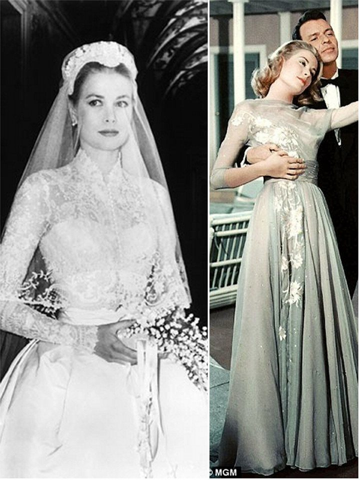 Iconic Wedding Dresses In Film : \'High Society\' | The Wedding Secret ...