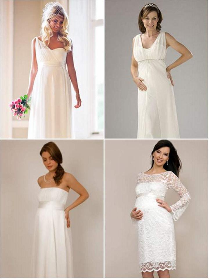 Style Guide : Maternity Wedding Dresses | The Wedding Secret Magazine