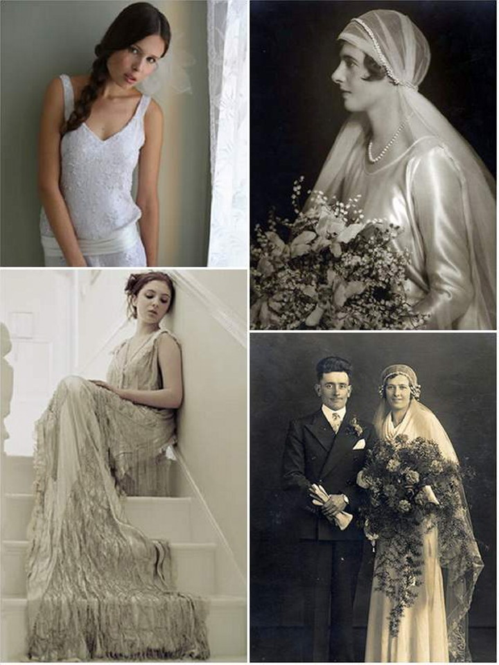 Style Guide : 1920\'s Vintage | The Wedding Secret Magazine