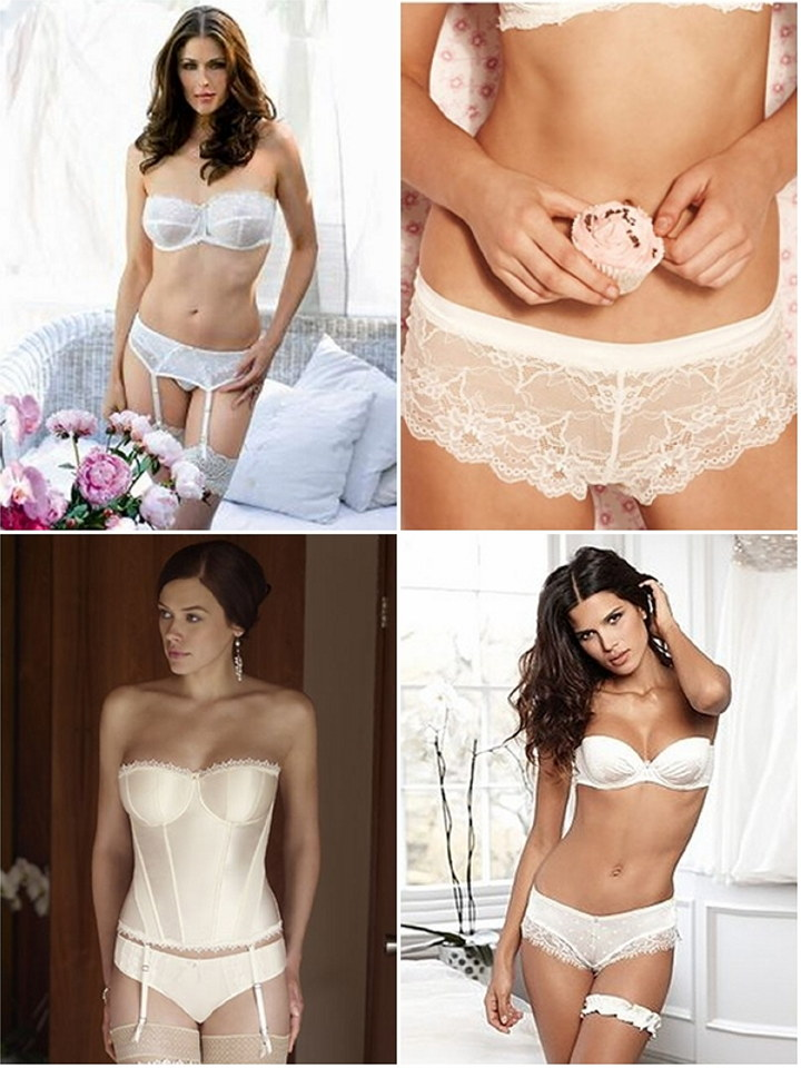 Choose Your Wedding Gown Before Lingerie