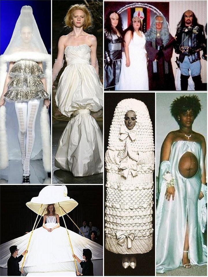 Worlds Worst Wedding-Wear | The Wedding Secret Magazine